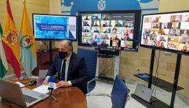 Algeciras constituye la Red de Ciudades para el Impulso del Ramal Central