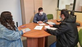 Roja Directa prepara el Día contra la LGTBIfobia en el Deporte en Algeciras