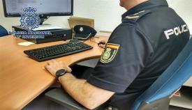 La Policía Nacional consiguió detener a tres personas
