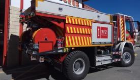 Dos heridas tras el incendio de un colchón en una vivienda en Algeciras