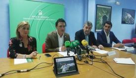 La Junta cede la Estación de Tratamiento de Agua Potable de Arenillas a la Mancomunidad