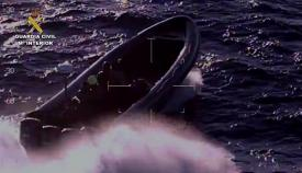 La Guardia Civil incauta 4.000 kilos de hachís en Algeciras y Barbate