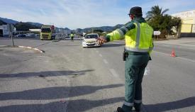 Un muerto en un atropello en la A-7 a la altura de Los Barrios