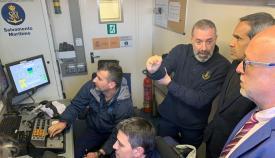 El dispositivo por el 'Rúa Mar' intensificará la búsqueda entre Algeciras y Tarifa