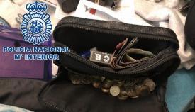 Ocho detenidos en Algeciras al desmantelar dos puntos de venta de drogas
