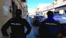 Tres detenidos en Algeciras que pretendían ataques contra la Policía