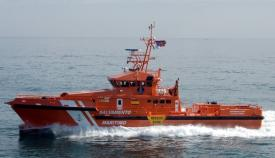 Ocho inmigrantes llegan en cuatro embarcaciones diferentes hasta Algeciras