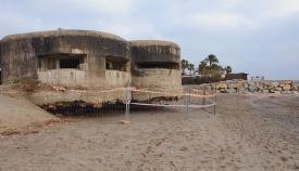 Ecologistas denuncia ante Costas el deterioro de la playa de Guadalquitón