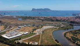 La Guardia Civil vigilará el Recinto Fiscal Bahía de Algeciras