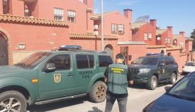 La operación 'Jumita' deja 20 detenidos en la comarca y quince millones intervenidos