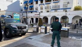Media docena de registros en Algeciras y La Línea en un nuevo operativo