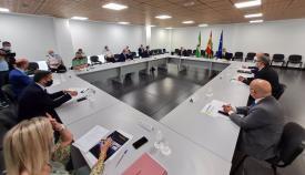 El plan de seguridad en el Campo de Gibraltar aumenta un 51% las operaciones en 2020