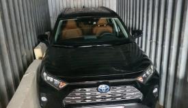 Interceptados en el Puerto de Algeciras dos vehículos de alta gama robados en Bélgica