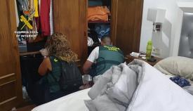 Cae una red de tráfico de hachís en Algeciras y la costa de Cádiz
