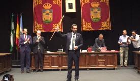 Juan Franco ya es alcalde de La Línea