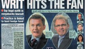 La prensa británica ya daba cuenta, en febrero de 2015, del escándalo Heather Capital
