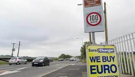 Frontera abierta actual en Irlanda del Norte