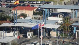 Frontera La Línea Gibraltar