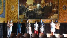 Fallados los premios del concurso 'Gracias por cuidarnos' en Algeciras