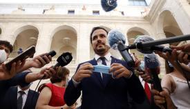 Alberto Garzón, en una foto reciente