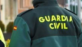 La actuación la ha llevado a cabo la Guardia Civil