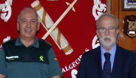 Jesús Núñez y Arturo Avello Díez del Corral