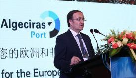 Gerardo Landaluce es el nuevo presidente de la Autoridad Portuaria de la Bahía de Algeciras