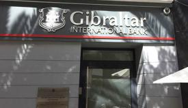 Gibraltar International Bank. Foto NG