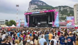 El Gobierno de Gibraltar solicita propuestas para organizar un Festival de Música