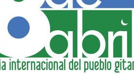 Cartel del Día Internacional del Pueblo Gitano