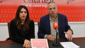 Ruiz Boix, en una comparecencia reciente ante los medios de comunicación