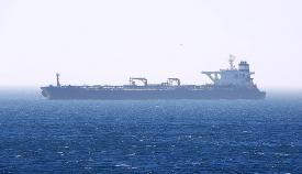 El petrolero 'Adrian Darya 1', antes 'Grace 1'. Foto NG