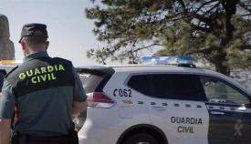 Un agente de la Guardia Civil en una imagen de archivo