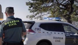 Una imagen de archivo de la Guardia Civil. Foto: NG