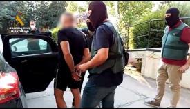Una imagen de archivo de una detención de los hermanos Tejón. Foto: Interior