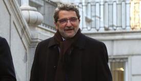Antonio Gutiérrez Limones, senador socialista. Foto: NG