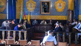 El Ayuntamiento acuerda una subvención de 50.000 euros con Apymeal