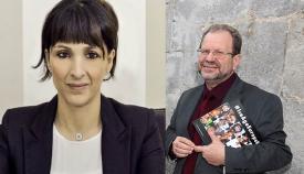 Marlene Hassan-Nahon y John Cortes. Foto NG