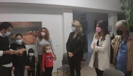 El proyecto 'Un niñ@, una guitarra', en marcha en Algeciras