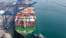 Julio, mes de mayor actividad del año en el Puerto de Algeciras