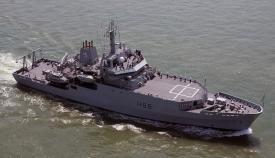 El HMS Enterprise llega hoy a Gibraltar