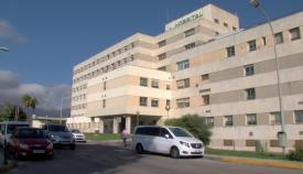 El Hospital 'Punta Europa' de Algeciras