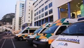 Hospital de San Bernardo en Gibraltar