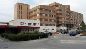 Las oficinas del INSS en La Línea se sitúan en el antiguo hospital