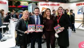 El Hotel Alborán de Algeciras recibe la obtención de su cuarta estrella