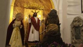 El Cristo de Humildad y Paciencia procesiona mañana en Cádiz