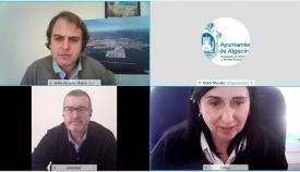 El Instituto Andaluz de la Juventud traza vías con Algeciras
