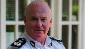 Ian McGrail, comisario de la Policía de Gibraltar. Foto web RGP