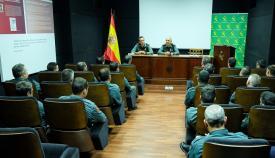 La Guardia Civil de Algeciras celebra unas jornadas de seguridad ciudadana