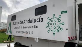 Un total de 460 vecinos de Algeciras participan en el cribado sin positivos